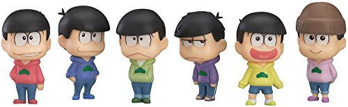 Osomatsu-san Minifiguras Assortiment de 4 cm (6)