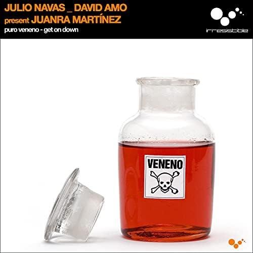 Julio Navas, David Amo & Juanra Martínez