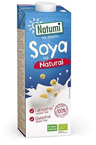 Natumi Bio Soya natural (6 x 1000 ml)