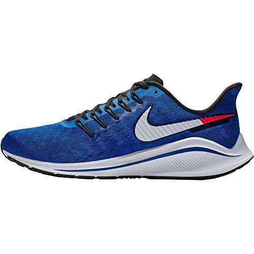 Nike Air Zoom Vomero 14, Scarpe da Atletica Leggera Uomo, Multicolore (Indigo...