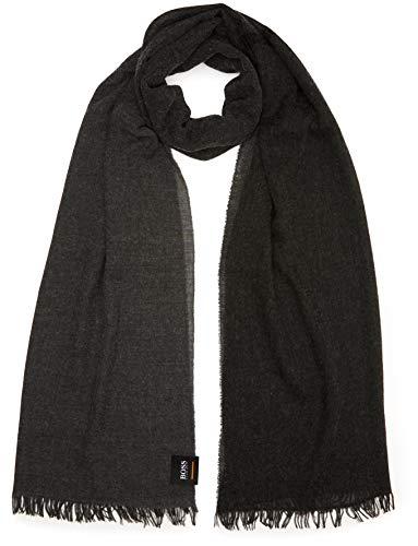 BOSS Herren Nihil Schal, Schwarz (Black 001), One Size(Herstellergröße:STCK)