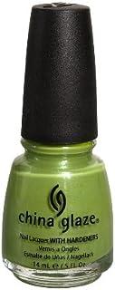 CHINA GLAZE Nail Lacquer with Nail Hardner 2 - Three Hugger (並行輸入品)