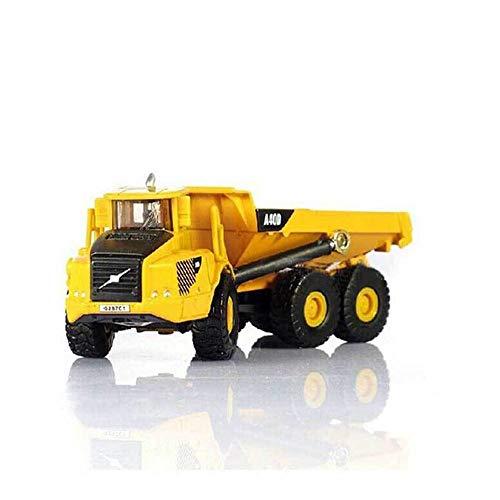 ISKYBOB Camión Volquete a Escala 1:87 - Tractor de Construcción de M