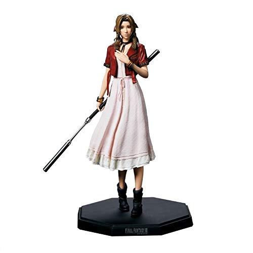 Square Enix Final Fantasy VII Remake Statuette Aerith Gainsborough, mehrere Farben