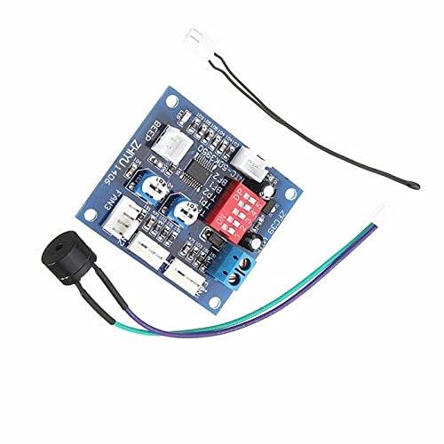 ZTSHBK 1 Uds DC 12V PWM PC CPU Ventilador Control de Temperatura Tablero Controlador de Velocidad 54,3 cm