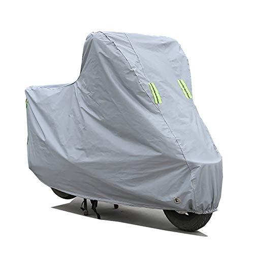 HEQCG Fundas para Motos Compatible con Las Cubiertas de la Motocicleta Yamaha YZ450F, Nueva Mejora de la Tela de Camuflaje Digital, 8 Colores, Cubiertas multifuncionales de Bicicletas (Color : H)