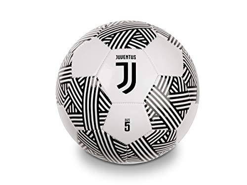 Mondo Toys – Fußball Juventus F.C. Herren – Größe 5 – 350 g – Farbe: Weiß/Schwarz – 13212
