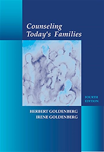 Counseling Today's Families (Marital, Couple, & Family...