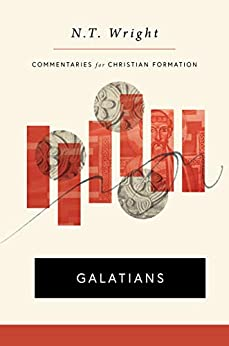 Galatians by [N. T. Wright]