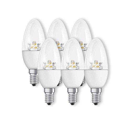 Osram 4052899911970 Éclairage LED, E14, 6 W