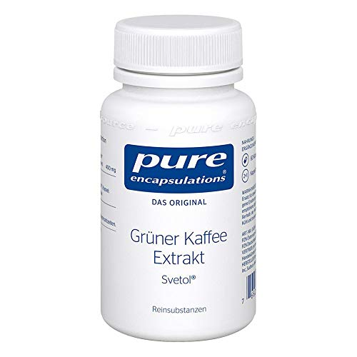 Pure Encapsulations Grüner Kaffee Extrakt (Svetol®)  60 stk