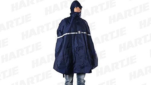 Hock Regenbekleidung Super Praktiko Perfekto Marconi Poncho, Marine, 185 cm