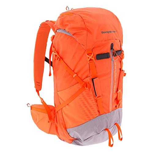 Trango Mochila Hbt 35, Unisex Adulto, Naranja (Naranja/Gris Hielo), 36x24x45 cm (W x H x L)