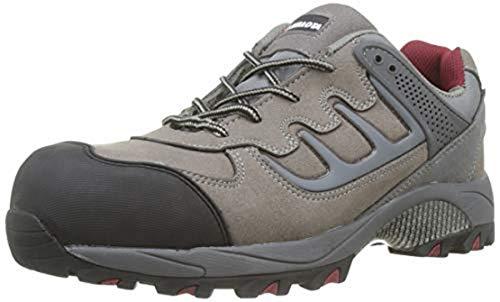 Bellota 72212G46S3 - Zapatos de hombre y mujer Trail (Talla 46), de seguridad con diseño tipo montaña