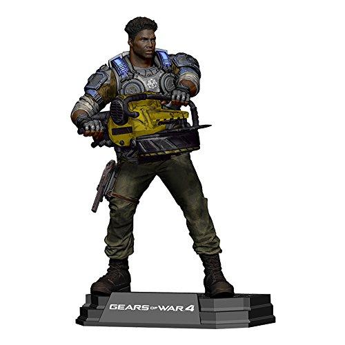 McFarlane - Gears of War 4 Delmont 'Del' Walker Figurine, 787926120080, 17 cm