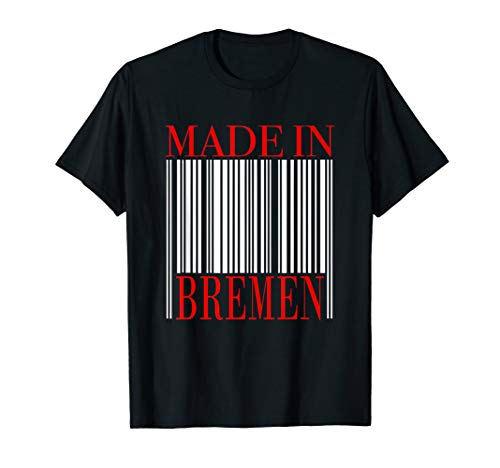 Made in Bremen I Cooles Geschenk für echte Bremer