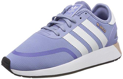 adidas Damen Iniki Runner CLS Fitnessschuhe, Blau (Azutiz/Ftwbla/Ftwbla 000), 36 2/3 EU