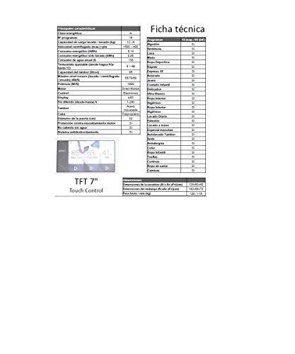 Haier HWD120-B1558U Waschtrockner