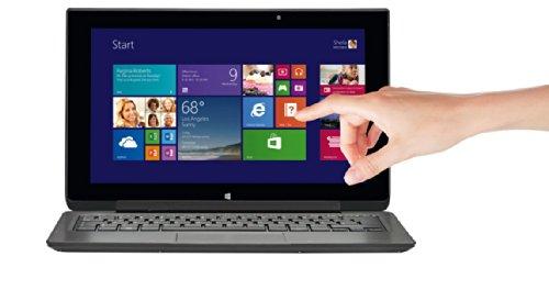 Medion Akoya P2211T (MD 98705) 29,5 cm (11,6 Zoll) Convertible Laptop (Intel Celeron N2920, 1,8GHz, 4GB RAM, 500GB HDD, Intel HD, Win 8) titan