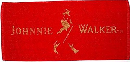 signs-unique Johnnie Walker - Toalla de barra de algodón (525 x 250 mm)