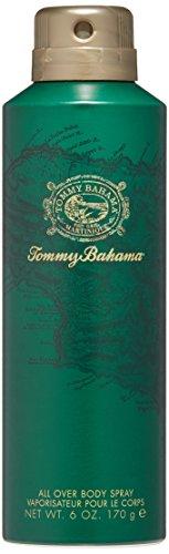 Tommy Bahama Set Sail Martinique All Over Body Spray, 6 oz
