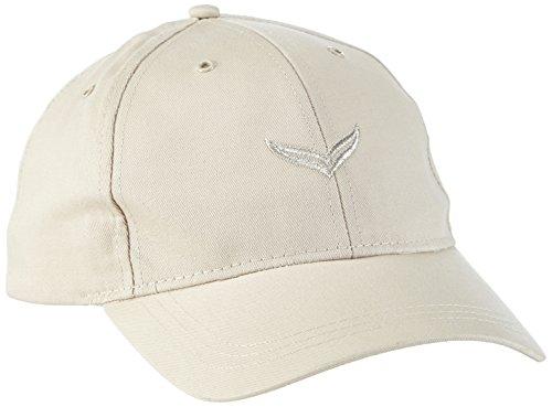 Trigema Damen 500005 Baseball Cap, Beige (Sand 125), Large (Herstellergröße: 3)