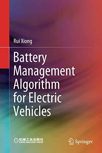 Battery Management Algorithm for Electric Vehicles