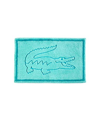 Lacoste Legend Alfombra de baño, Beach Glass, 1