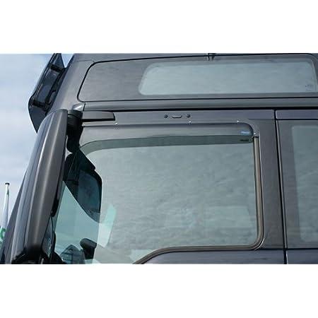 CLI0042584 1 Set Hintere Windabweiser f/ür die Fahrer und Beifahrerseite