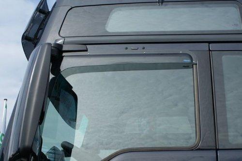 Vordere Windabweiser (1 Set) für die Fahrer und Beifahrerseite-CLK0046044K passend für OPEL VIVARO (PKW), 3/4/5 Doors, 2001-2014 AULUX OPEL VIVARO (LKW),
