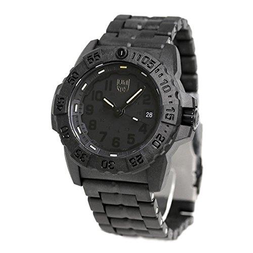 [ルミノックス]LUMINOX 腕時計 ネイビーシールズ 3500シリーズ ブラックアウト 3502.BO メンズ [並行輸入品]