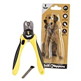 Thunderpaws Professional-Grade Nail Clippers for Dogs - Nail Trimmer...