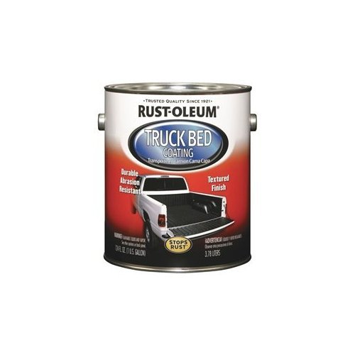 Truck Bed Coating, Black, Gallon