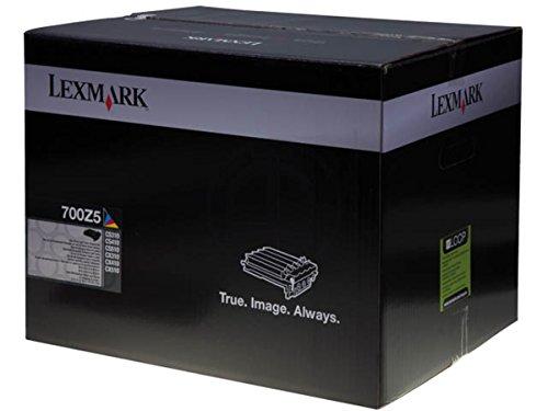 LEX70C0Z50 - Lexmark 700Z5 Black and Color Imaging Kit