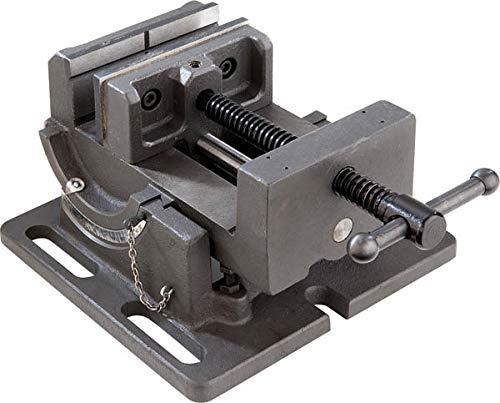 Westfalia Mehrzweck Maschinenschraubstock Backenbreite 100 mm vielseitig und robust