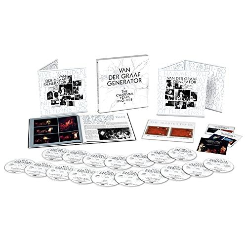 The Charisma Years (Boxset)
