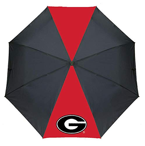 Storm Duds Georgia Bulldogs UGA Umbrella Auto Open 42