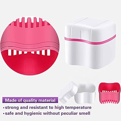 Dental Retainer Case, 2 PCS Dent...