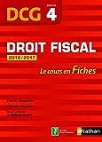Droit fiscal 2016/2017