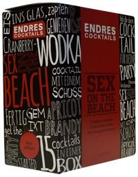 Cocktail Sex on the Beach 3 Liter