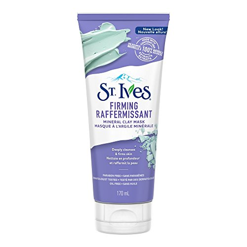 St Ives Mineral Clay Firming Mask-6 Oz/170 ml size