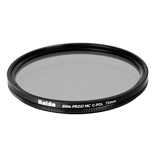 Haida 72 mm Slim PROII Zirkular-Polfilter C-POL