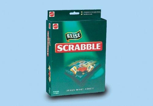 Mattel 52349-0 - Scrabble de Viaje: Amazon.es: Juguetes y juegos
