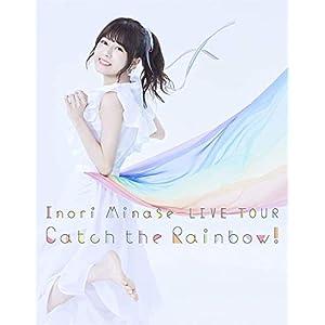 """【初回仕様特典あり】Inori Minase LIVE TOUR Catch the Rainbow! [Blu-ray](特製BOX、特製トレカ、別冊40P..."""""""