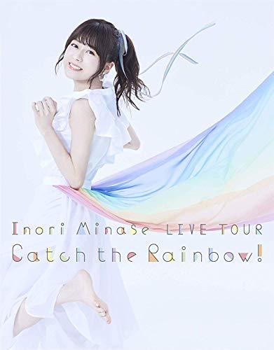 【初回仕様特典あり】Inori Minase LIVE TOUR Catch the Rainbow! [Blu-ray](特製BOX、特製トレカ、別冊40P...