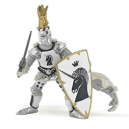 Medioevo Riproduzione in scala PVC Maestro d'armi dell'Unicorno