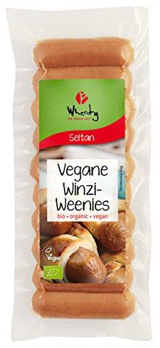 Wheaty Winzi-Weenies, vegan, 200g