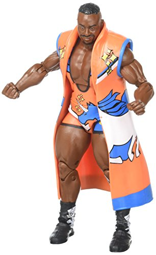 WWE-Figura Deluxe Big E (Mattel DXJ43)