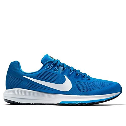 Nike Air Zoom Structure 21 Hombre - 904695-403 Azul Size: 41 EU