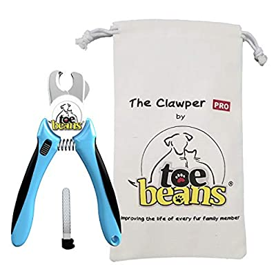 Toe Beans Clawper PRO Stainless Steel Dog and